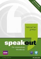 Speakout Pre Intermediate Workbook no Key and Audio CD Pack - speakout
