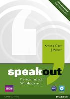 Speakout Pre Intermediate Workbook with Key and Audio CD Pack - speakout