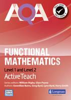 AQA Functional Mathematics ActiveTeach CD-ROM - AQA Functional Maths (CD-ROM)