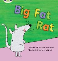 Bug Club Phonics Fiction Reception Phase 2 Set 05 Big Fat Rat - Phonics Bug (Paperback)