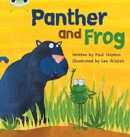 Bug Club Phonics Fiction Reception Phase 3 Set 11 Panther and Frog - Phonics Bug (Paperback)