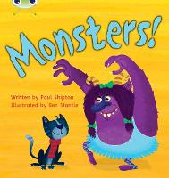 Bug Club Phonics Fiction Year 1 Phase 4 Set 12 Monsters! - Phonics Bug (Paperback)