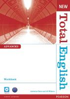 New Total English Advanced Workbook without Key and Audio CD Pack - Total English
