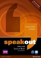 Speakout Advanced Students' Book and DVD/Active Book Multi Rom Pack - speakout