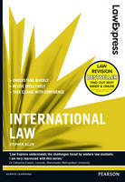Law Express: International Law (Revision Guide) - Law Express (Paperback)