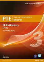 Pearson Test of English General Skills Booster 3 Students' Book and CD Pack - Pearson Tests of English
