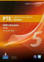 Pearson Test of English General Skills Booster 5 Students' Book and CD Pack - Pearson Tests of English