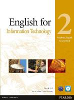 English for IT Level 2 Coursebook and CD-ROM Pack - Vocational English