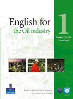 English for the Oil Industry Level 1 Coursebook and CD-Ro Pack - Vocational English