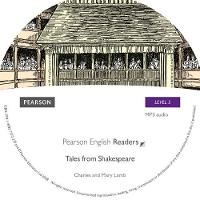 Level 5: Tales from Shakespeare MP3 for Pack - Pearson English Graded Readers (CD-ROM)
