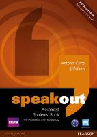 Speakout Advanced Students' Book for DVD/Active Book and MyLab Pack - speakout (Paperback)