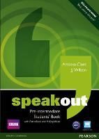 Speakout Pre-Intermediate Students' Book with DVD/Active book and MyLab Pack - speakout