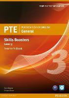 Pearson Test of English General Skills Booster 3 Teacher's Book and CD Pack - Pearson Tests of English