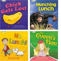 Learn to Read at Home with Phonics Bug: Pack 4 (Pack of 4 reading books with 3 fiction and 1 non-fiction) - Phonics Bug