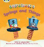 Bug Club Phonics Alphablocks Set 12 Springs and Things - Phonics Bug (Paperback)