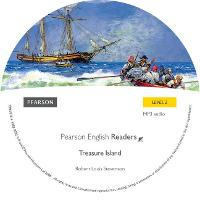 Level 2: Treasure Island MP3 for Pack - Pearson English Graded Readers (CD-ROM)