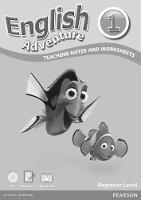 English Adventure Beginner (WBk, Audio CD, Cards) Story Pack - English Adventure