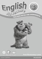English Adventure Post Elementary (WBk, Audio CD, Cards) Story Pack - English Adventure