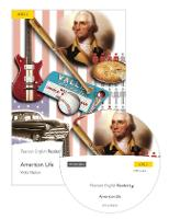 Level 2: American Life Book and MP3 Pack - Pearson English Graded Readers