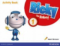 Ricky The Robot 1 Activity Book - Ricky the Robot (Paperback)