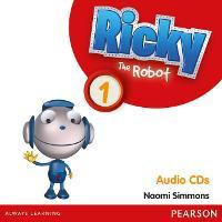 Ricky The Robot 1 Audio CD - Ricky the Robot (CD-Audio)