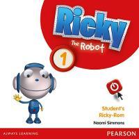 Ricky The Robot 1 CDROM - Ricky the Robot (CD-ROM)