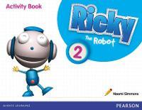 Ricky The Robot 2 Activity Book - Ricky the Robot (Paperback)
