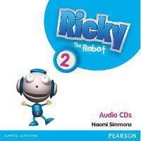 Ricky The Robot 2 Audio CD - Ricky the Robot (CD-Audio)