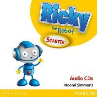 Ricky The Robot Starter Audio CD - Ricky the Robot (CD-Audio)