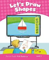 Level 2: Let's Draw Shapes CLIL - Pearson English Kids Readers (Paperback)