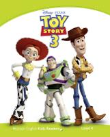 Level 4: Disney Pixar Toy Story 3 - Pearson English Kids Readers (Paperback)