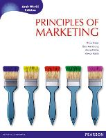Principles of Marketing (Arab World Editions) with MyMarketingLab