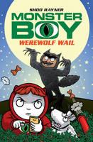 Werewolf Wail - Monster Boy (Paperback)