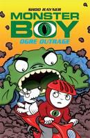 Ogre Outrage - Monster Boy No. 12 (Paperback)