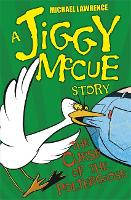 Jiggy McCue: The Curse of the Poltergoose - Jiggy McCue (Paperback)
