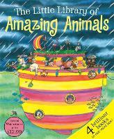 The Little Library of Amazing Animals (Hardback)