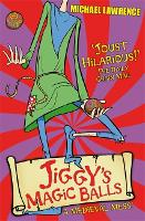 Jiggy McCue: Jiggy's Genes: Jiggy's Magic Balls: Book 1 - Jiggy McCue (Paperback)