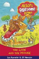 Aesop's Awesome Rhymes: The Lion and the Mouse: Book 5 - Aesop's Awesome Rhymes (Paperback)