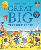 Tom and Millie's Great Big Treasure Hunt - Tom and Millie No. 1 (Hardback)
