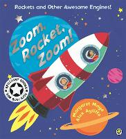 Awesome Engines: Zoom, Rocket, Zoom! - Awesome Engines (Paperback)