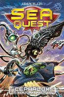 Cephalox the Cyber Squid: Book 1 - Sea Quest (Paperback)