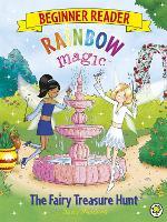 Rainbow Magic Beginner Reader: The Fairy Treasure Hunt: Book 4 - Rainbow Magic Beginner Reader (Paperback)