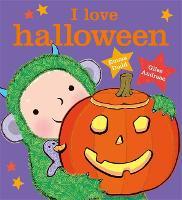 I Love Halloween (Hardback)