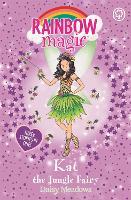Rainbow Magic: Kat the Jungle Fairy