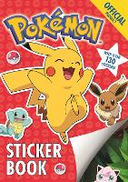 The Official Pokemon Sticker Book