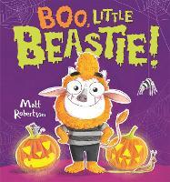 Boo, Little Beastie! (Paperback)