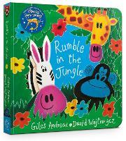 Rumble in the Jungle Board Book (Board book)