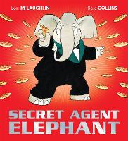 Secret Agent Elephant (Paperback)