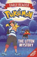 The Litten Mystery: Book 6 - The Official Pokemon Early Reader (Paperback)