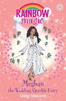 Rainbow Magic: Meghan the Wedding Sparkle Fairy - Rainbow Magic (Paperback)